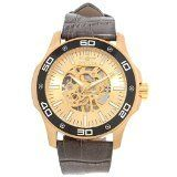 Invicta IN17262 Mens Calfskin Leather Casual Mechanical New Watch *** Click on the image for additional details. (This is an affiliate link and I receive a commission for the sales)