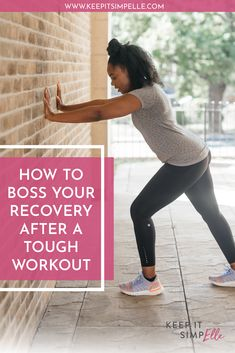 Whether you've just started working out, or if you train 6 times per week we'll all be familiar with the post workout suffering. Sore muscles, feeling tired and an indescribable hunger (and that's just a few of the possible post workout symptoms)! Chest Workouts, Bike Workouts, Swimming Workouts, Swimming Tips, Cycling Workout, Cycling Tips, Road Cycling, Hiit Class, Swim Workouts