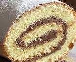 Recette GATEAU ROULE ULTRA RAPIDE par Biscatine - recette de la catégorie Desserts & Confiseries