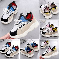 88095054fa5f44 Extra Off Coupon So Cheap Kids Girls Child Sport Running Breathable  Sneakers Baby Infant Casual Walk Shoes