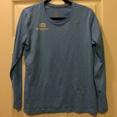NIKE size m dry fit brand new shirt Brand new dry fit shirt Nike Tops Tees - Long Sleeve
