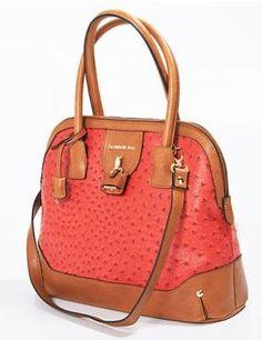 a8cf7da3a7af London Fog Red Dome Satchel. DealsFanatics · Handbags Deals