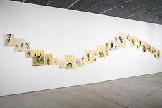 David Nolan Gallery - Sandra Vásquez de la Horra - Installation Images