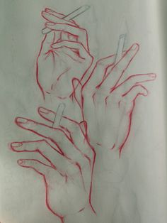 hands by monocore mncore.tumblr.com  #illustration #drawing #hands #sketch #sketchbook Drawing Hands, Sketch, Drawings, Illustration, Art, Sketch Drawing, Sketches, Art Background, Illustrations