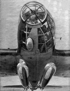 He-111 Mounted with 2 torpedo's ca. 1942