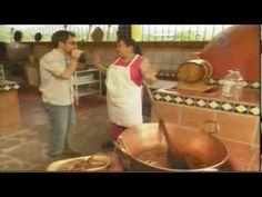 Carnitas y Verdura en Vinagre, La Ruta del Sabor, Uruapan Michoacan