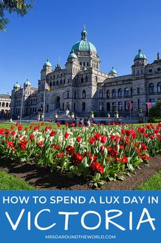 Looking for ideas of things to do in Victoria BC? Here is my one-day guide to Victoria Vancouver Island, Canada. | Mrs O Around the World #Travel #TravelTips #Canada | places to visit in canada | canada vacation spots | best places in canada | best of canada travel | canada travel inspiration | victoria canada things to do in Canada Canada, Canada Travel, Dream Vacations, Vacation Spots, Travel Ideas, Travel Inspiration, Travel Around The World, Around The Worlds, Victoria Vancouver Island