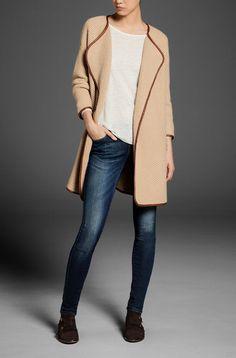 New Coat shape -- Mossimo dutti