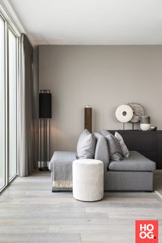 Project Rotterdam - R-STYLED woonkamer idee n living room decor ideas luxury living room Home Living Room, Interior Design Living Room, Living Room Designs, Living Room Decor, Bedroom Decor, Taupe Living Room, Living Room Inspiration, Luxury Living, Home Decor