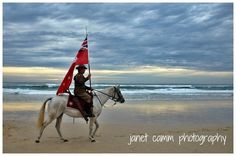 Anzac day dawn service on the Gold Coast (Australia)