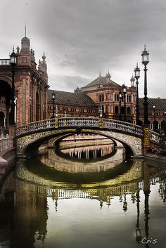 Daniel Ledeen- so mysterious....so romantic. we'd have to discover its secret together.-Sevilla, Spain