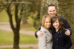 A Family of 3 – Family Portraits » Connie Riggio Photography Blog