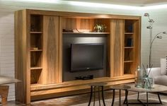 This is RAJA tv ünit so this is it. :) design by Archidecors and all handmade with natural walnut wood. #tvunit #tvunitesi