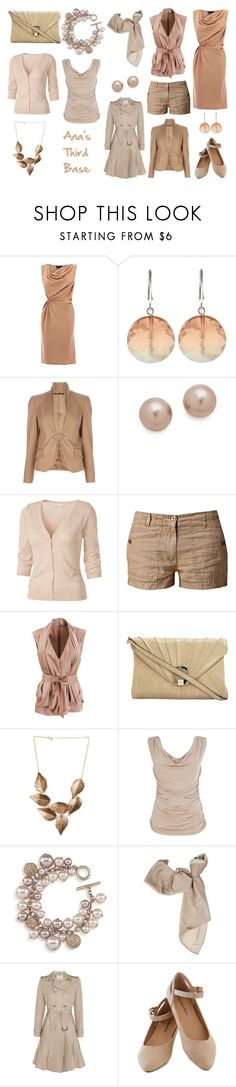 """""""Ana's Third Base"""" by nyrvelli ❤ liked on Polyvore featuring Bastyan, Maloa, Gucci, Juliet & Company, Fat Face, Kuyichi, STELLA McCARTNEY, Dorothy Perkins, Coast and Carolee"""