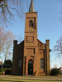 evangelisch reformierte Kirche Suderwick