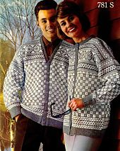 Livs Lyst: *BØVERTUN* With graph and pattern not in english Ski Sweater, Sweater Cardigan, Norwegian Knitting, Vintage Knitting, Knitting Patterns, Knit Crochet, Leather Jacket, Crocheting, Norway
