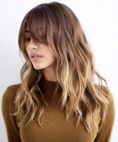 Hottest New Long Hairstyles 2016 with Bangs - Top 15 Most Fabulous Long Hairstyles Declared in 2016. So Stunning Long Hairstyles That Will Surly Make You Jaw Dropping.: