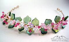 Spring Princess tiara - adorable