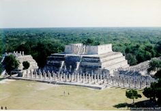 Temple of the Warriors C. Itza