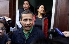La justicia peruana ordena la prisión de Ollanta Humala por el caso Odebrecht    El expresidente y su esposa son acusados de lavado de act...