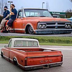 Showcasing the sickest Chevy trucks Bagged Trucks, Lowered Trucks, C10 Trucks, Lifted Trucks, 80s Chevy Truck, Chevy Pickup Trucks, Chevy Pickups, Chevy 4x4, Lowrider Trucks