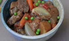 crock pot stew