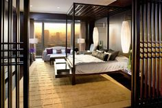 If were rich and had 50 houses this would be the guestroom in one of them