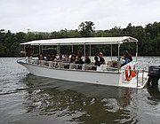 #sustainability #ecotourism #Queensland #Australia Queensland Australia, Sustainability, Parks, Centre, Cruise, Wildlife, Boat, River, Dinghy