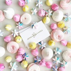 Image result for how to make meringue daisy flower cookies