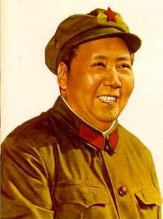 Mao Tse Tung.