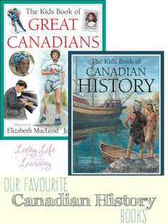 Great books for Canadian history