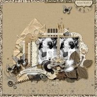 A Project by dianeskie from our Scrapbooking Gallery originally submitted 09/12/13 at 08:03 PM
