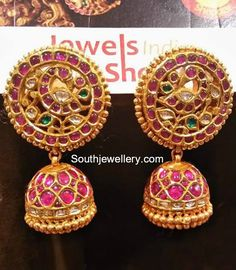 Gold Jewelry In Egypt Gold Jhumka Earrings, Gold Mangalsutra, Jewelry Design Earrings, Emerald Jewelry, Gold Jewellery, Pearl Jhumkas, Bridal Jewellery, Diamond Jewelry, Gold Jewelry For Sale
