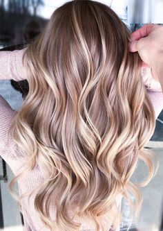 36 Amazing Golden Blonde Hair Color Ideas for Women 2019 - Hair Styles Hair Color For Women, Hair Color And Cut, Cool Hair Color, Hair Colors, Golden Blonde Hair, Brown Ombre Hair, One Step, Blonde Color, Great Hair