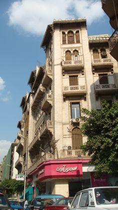 Khedive Downtown, Cairo, Egypt