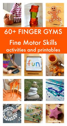 finger gym ideas for reception class fine motor skills activities Motor Skills Activities, Gross Motor Skills, Toddler Activities, Physical Activities For Preschoolers, Sensory Activities, Educational Activities, Math For Kids, Crafts For Kids, Finger Gym