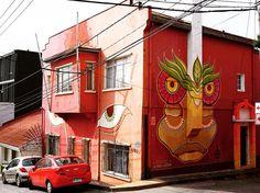 #streetart #chile #valparaiso by amy_v_b