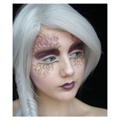 Halloween makeup ❤ liked on Polyvore featuring beauty products and makeup