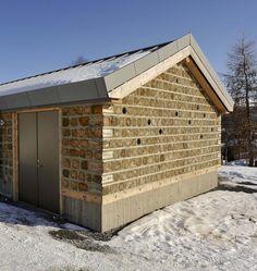 Gallery of Log House / JVA - 9