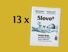 Polročné predplatné SLOVO+