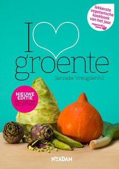 I love groente | Standaard Boekhandel