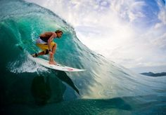 This summer? Bring on surf camp :)