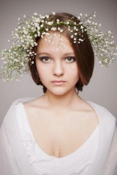 http://www.edisee.com/novias-con-el-pelo-corto/ tendencia novias con el pelo corto Diana Feldhaus wedding planner de EDISEE
