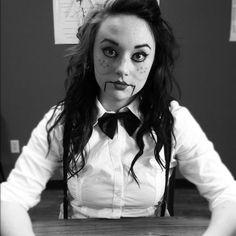 Ventriloquist doll costume