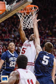 Troy Williams l  #IUCollegeBasketball