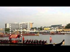 2012 Thai Royal Barge Ceremony - The World Adventurers YouTube Channel.