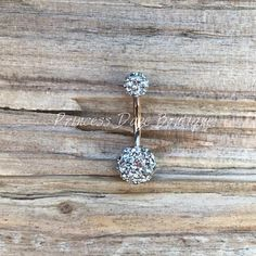 Rose Gold Diamond Belly Button Ring - Rose Gold Diamond Belly Button Ring Informations About Rose Gold Diamond Belly Button Ring Pin You c - Diamond Belly Button Rings, Belly Button Piercing Jewelry, Bellybutton Piercings, Belly Rings, Ear Piercings, Ear Gauges, Peircings, Nostril Ring, Piercing Ring