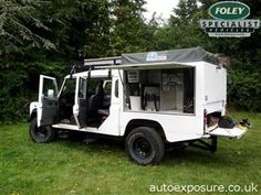land rover 130 expedition - Google Search