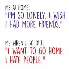 The struggle...