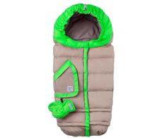 Tutete, sacos para el cochecito del bebé, preparados para el invierno con los sacos de Tutete